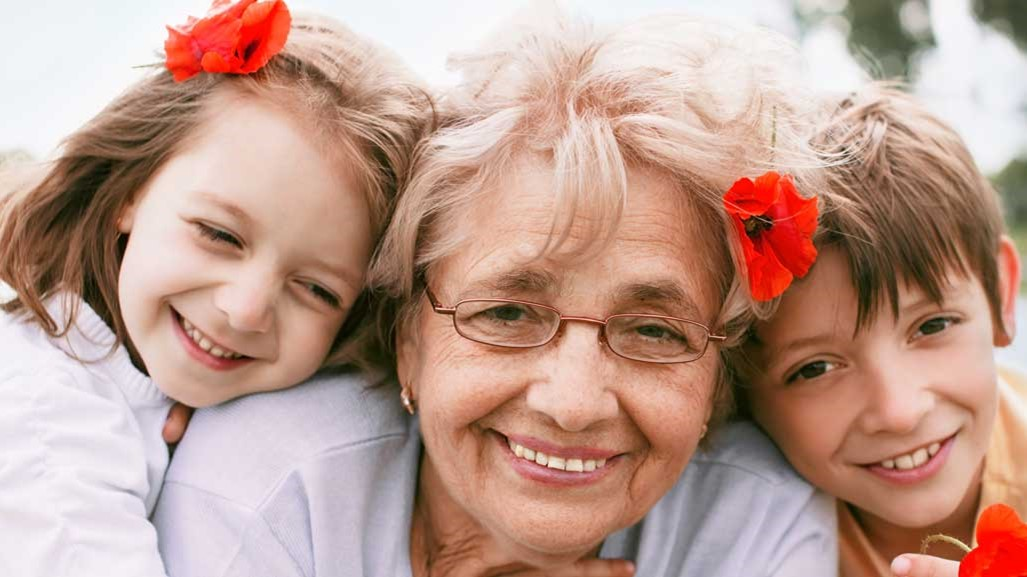 grandmother-with-grandchildren